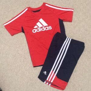 Boy's Adidas Set